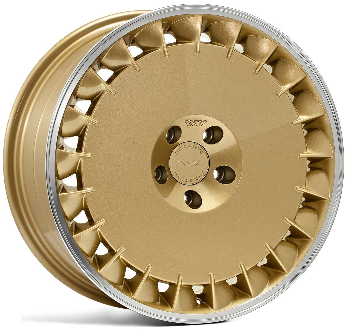 IW Automotive - CSRD-TF (Vintage Gold Polished Lip)
