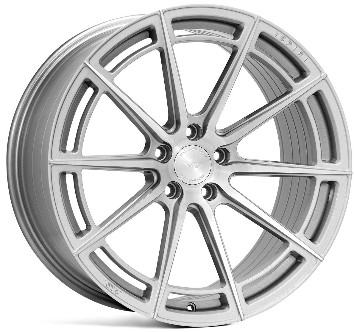 IW Automotive - FFR2 (Pure Silver Brushed)