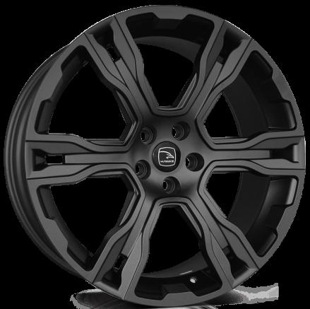 Hawke Wheels - Spirit (Black)