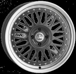 Junk - D4ve (Gloss Gunmetal Polish)