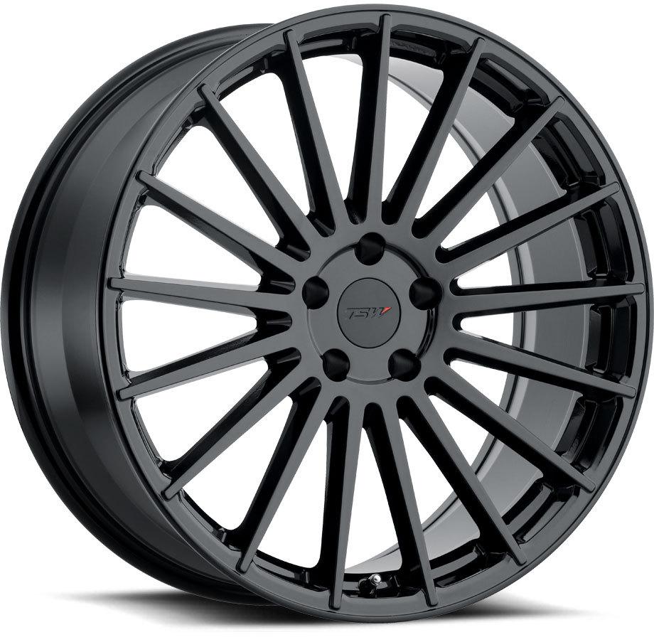 TSW - Luco (Gloss Black)
