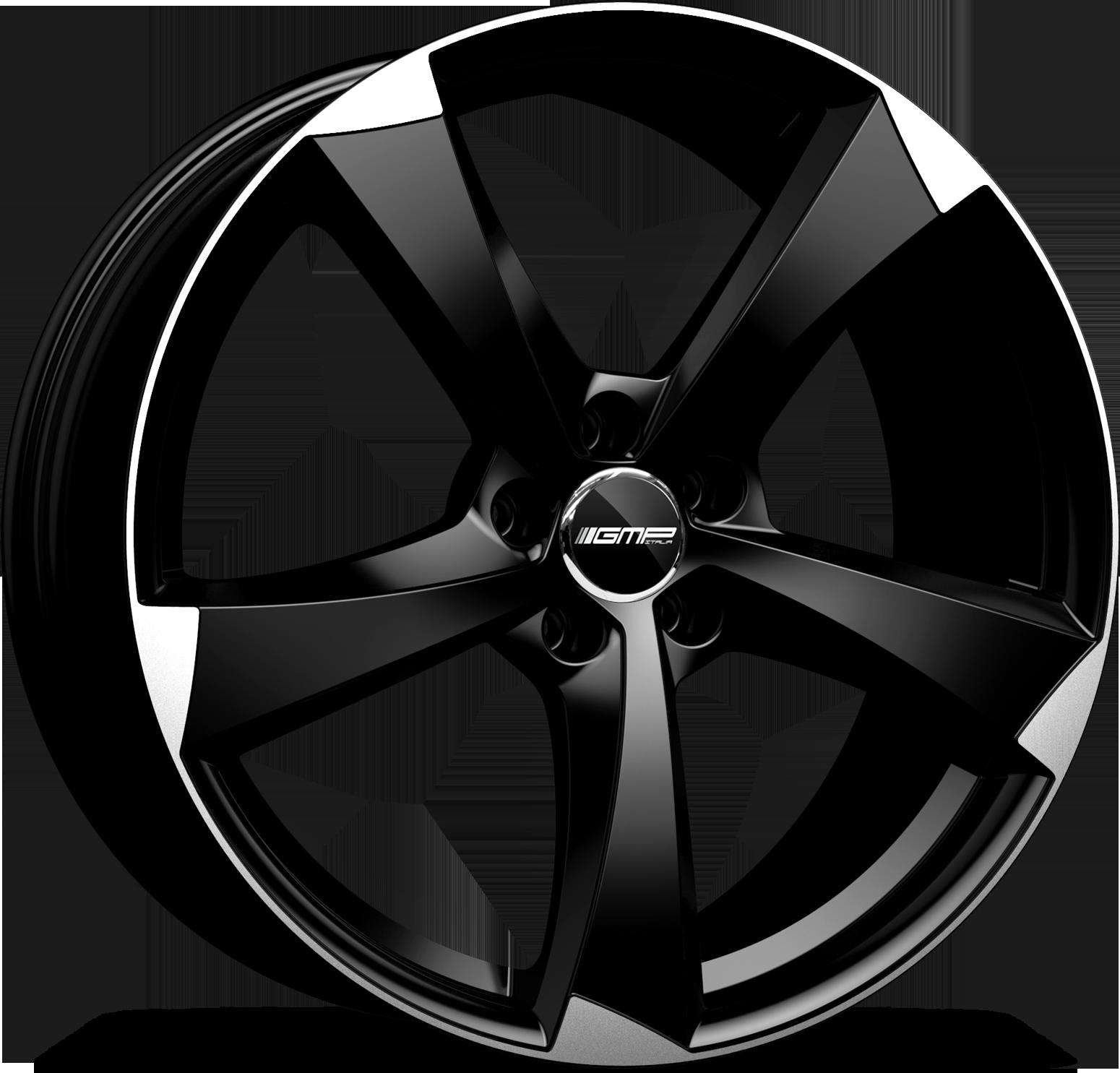 GMP Italy - Ican (Satin Black Diamond)