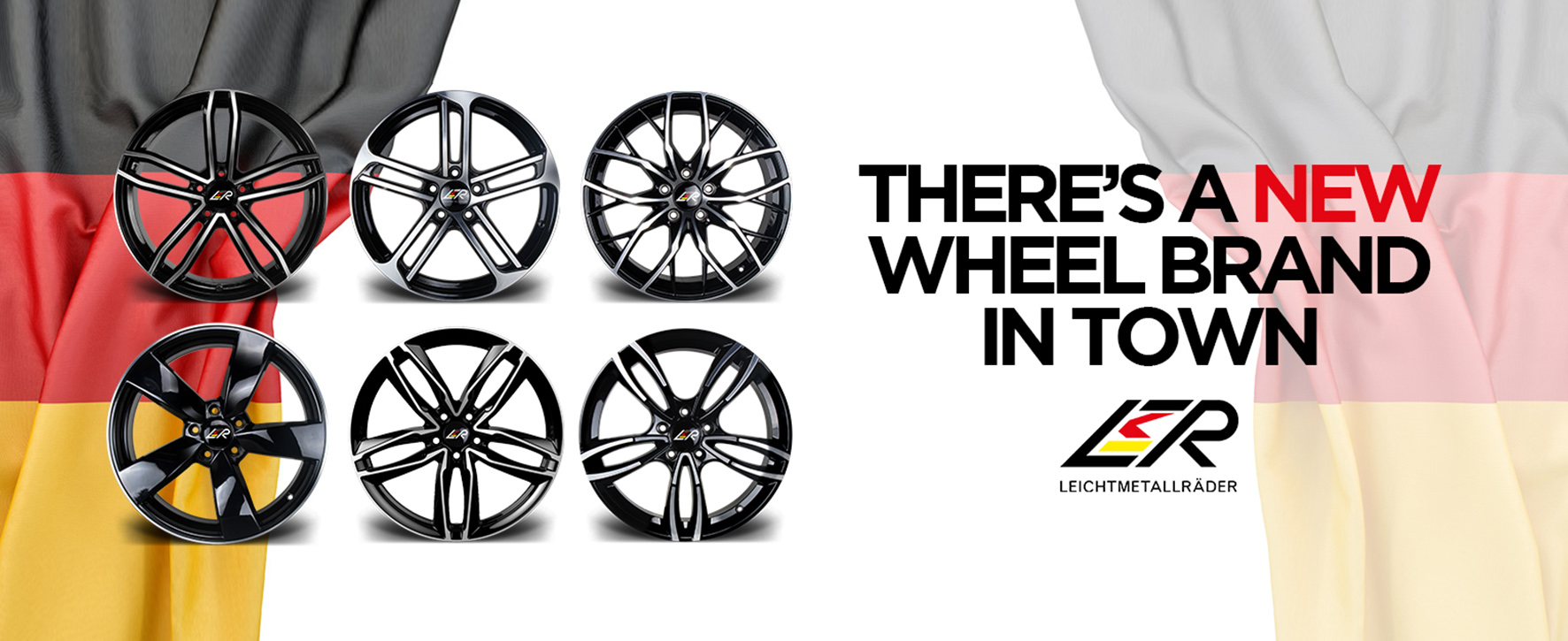 LMR alloy wheels
