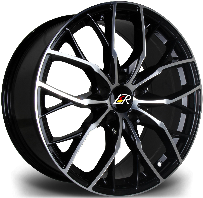 LMR - Penta (Black Polished)