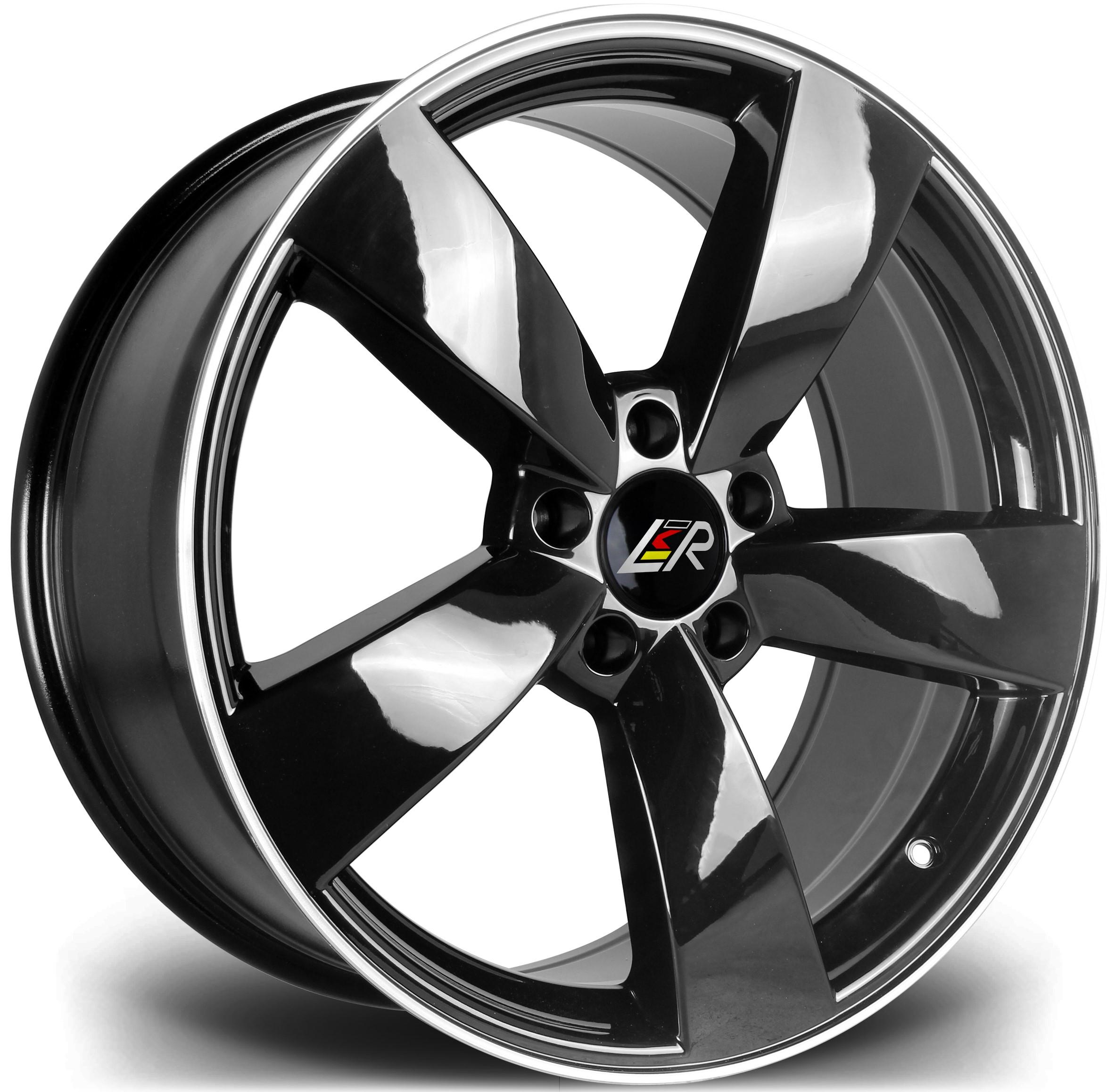 LMR - Tiago (Black Polished)