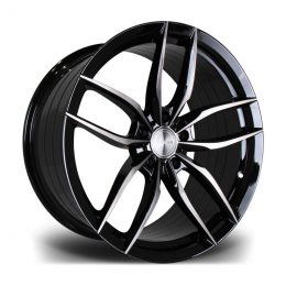 Riviera - RV195 (Black Polished Tint)