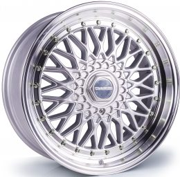 Dare - DR RS (Silver / Polished Lip)