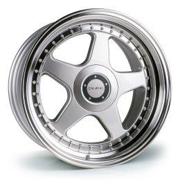 Dare - F5 (Silver / Polished Lip)
