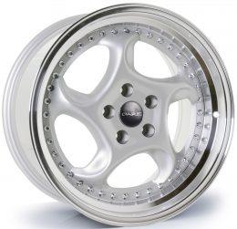 Dare - F6 (Silver / Polished Lip)