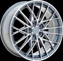 Velare - VLR07 (Platinum Grey Machined Face)