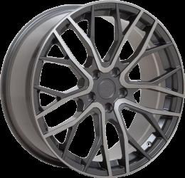 Velare - VLR08 (Platinum Grey Machined Face)
