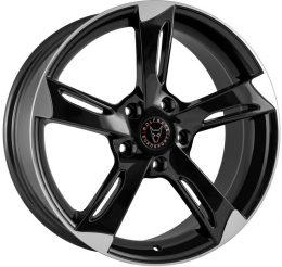 Wolfrace Eurosport - Genesis (Gloss Black / Polished)