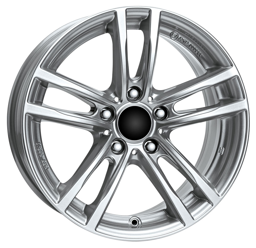 Wolfrace Eurosport - X10 (Polar Silver)