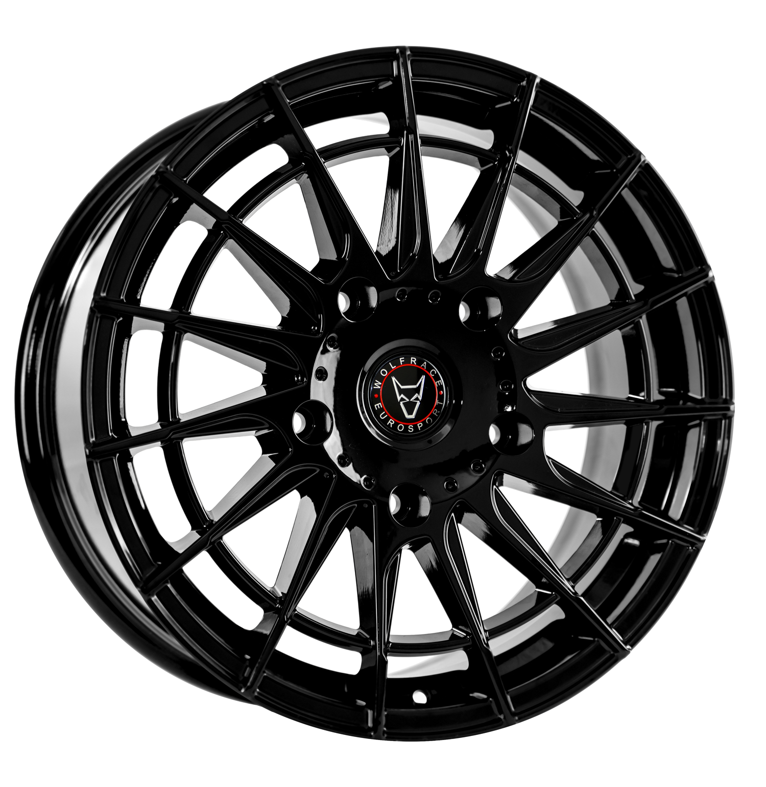 Wolfrace Eurosport - Aero Super-T (Gloss Black)