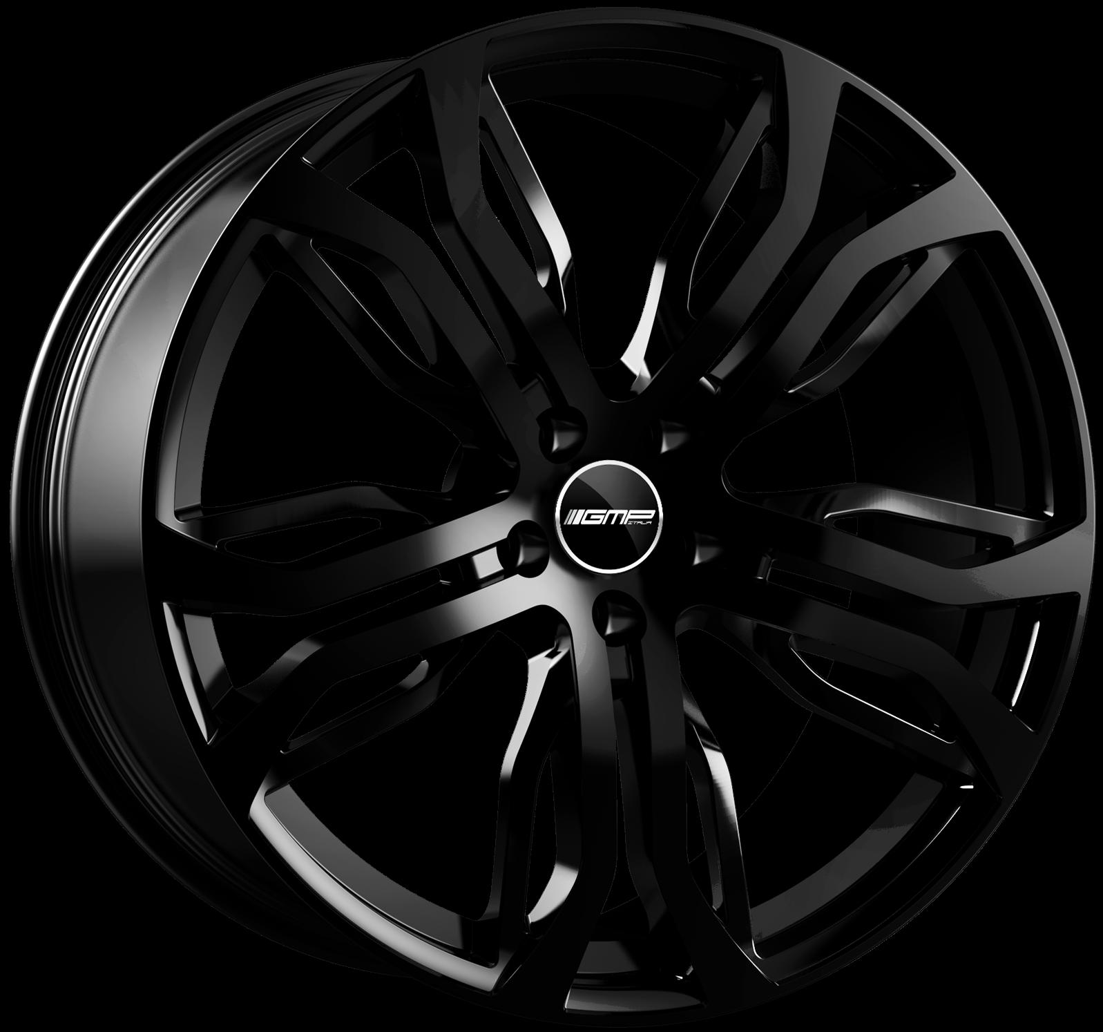 GMP Italy - Dynamik (Glossy Black)
