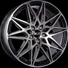 LMR - Toria (Black Polished)