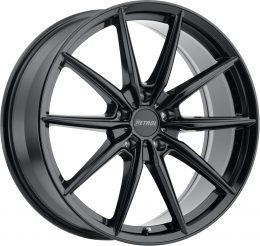 Petrol - P4B (Gloss Black)