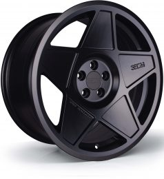 3SDM - 0.05 (Satin Black)