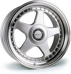 Dare - F5 (Silver Polished Lip)