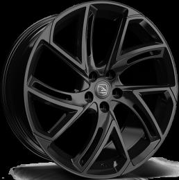 Hawke Wheels - Condor (Black)