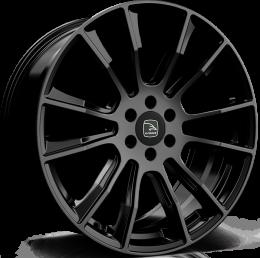 Hawke Wheels - Denali (Black)