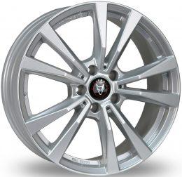 Wolfrace Eurosport - M12X (Polar Silver)