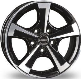 Borbet - CWT (black polished glossy)
