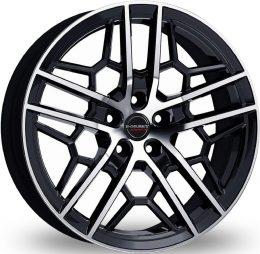 Borbet - GTY (black rim polished glossy)
