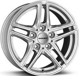 Borbet - XR (Brilliant Silver)