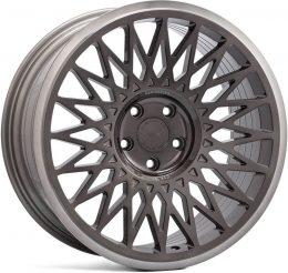 IW Automotive - CSR-FF4 (Carbon Grey Brushed)