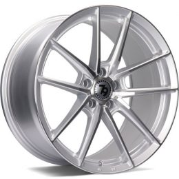 79Wheels - SCF-A (SILVER POLISHED FACE)