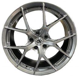 DK Wheels - 11 (Hyper black)