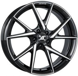 Alutec - ADX.01 (Diamond Black / Polished)