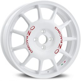 OZ - Leggenda (RACE WHITE RED LETTERING)