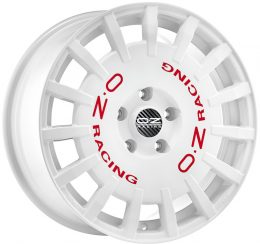 OZ - Rally Racing (RACE WHITE RED LETTERING)